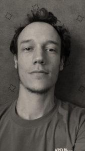 Portraitfoto von einem Mann.